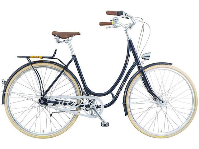 Viva Bikes Emilia Classic Damer, dark blue